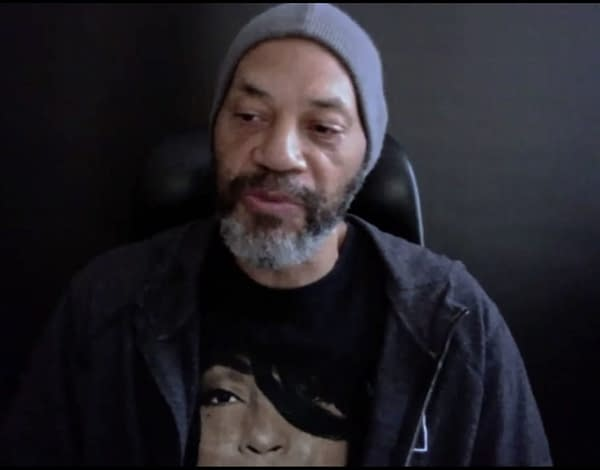 Finally, A Black Batman? John Ridley, Nick Derington and DC Fandome
