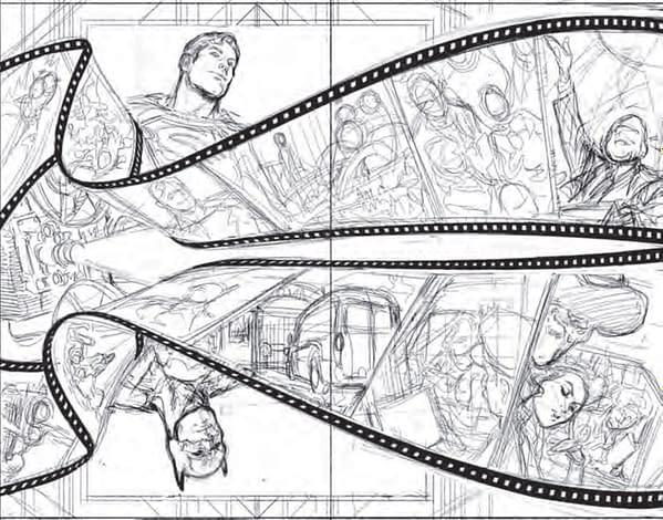DC Comics Previews March 2021