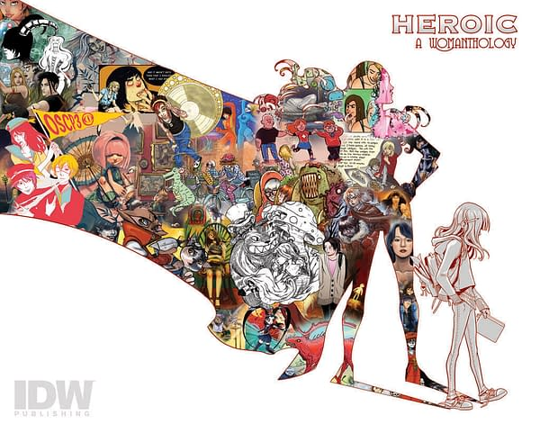 Womanthology: A Modern Cinderella Story  – The Dirk Manning Interview