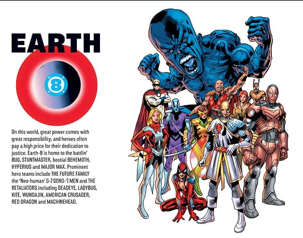 The Multiversity - Guidebook #1 (2015) - Page 32