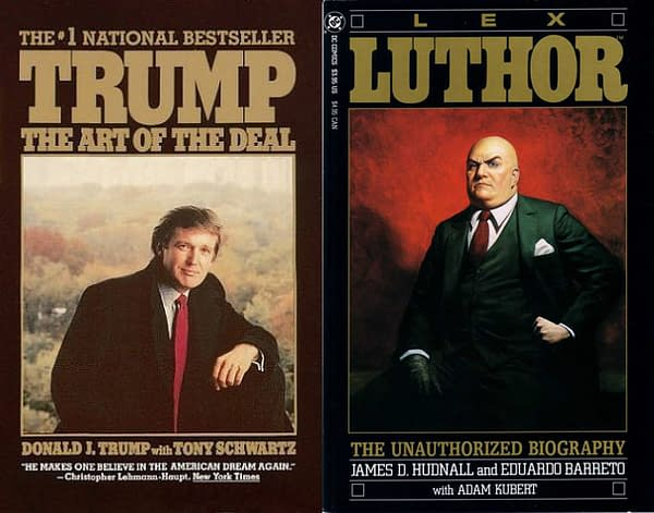 Now Lex Luthor Attacks Donald Trump in DC's Year Of The Villain #1 (Spoilers)