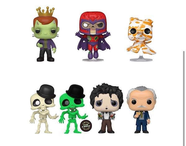 Funko Shop Getting Spooky Today with Funkoween Exclusives