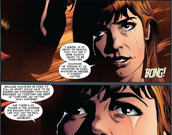 Amazing Spider-Man #60 - Marriage, Mary Jane, Mysterio And M...?
