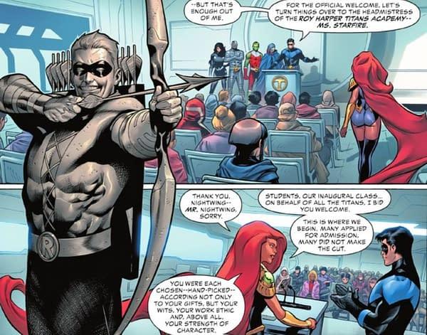 Roy Harper Gets Super Powers In DC Comics' Infinite Frontier