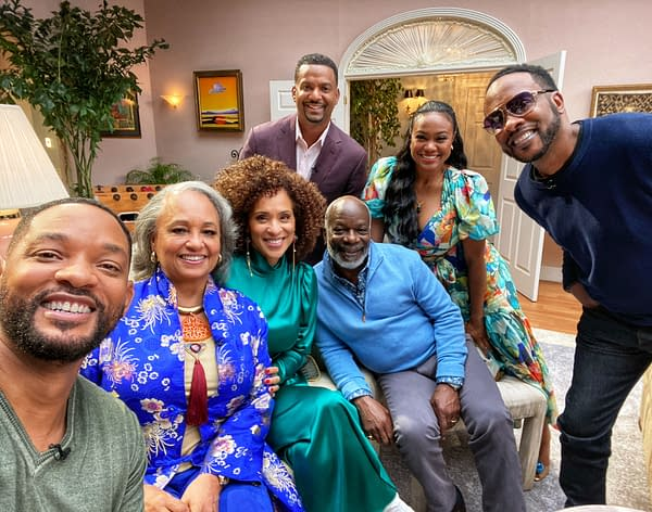 The Fresh Prince of Bel-Air Reunion is set for November 19 on HBO Max (Image: HBO Max)