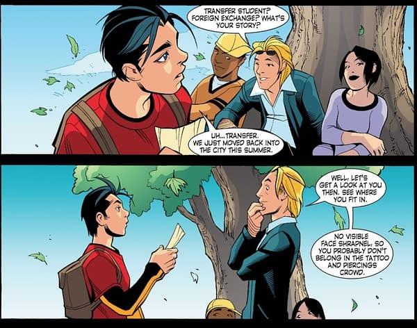 Speculator Corner: First Appearance Of Robin's New Boyfriend