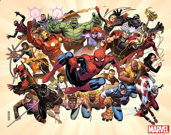 Marvel Promises a Fresh Start in May 2018 … Ghost Rider, Ant-Man and the Wasp, She-Hulk, Thor and a Gold Hammer…
