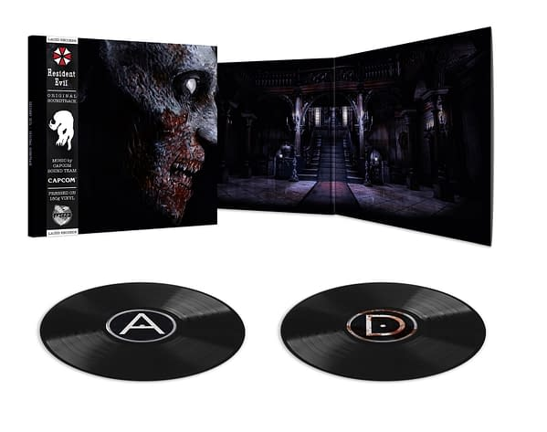 Resident Evil 1 & 2 Original Soundtracks Being Pressed to Vinyl