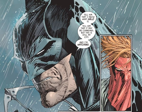 Is Lucius Fox Behind More Wildstorm At DC Comics? (Batman #101 Spoilers)