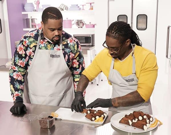 Crime Scene Kitchen Second Week Premiere Brings New Mysteries