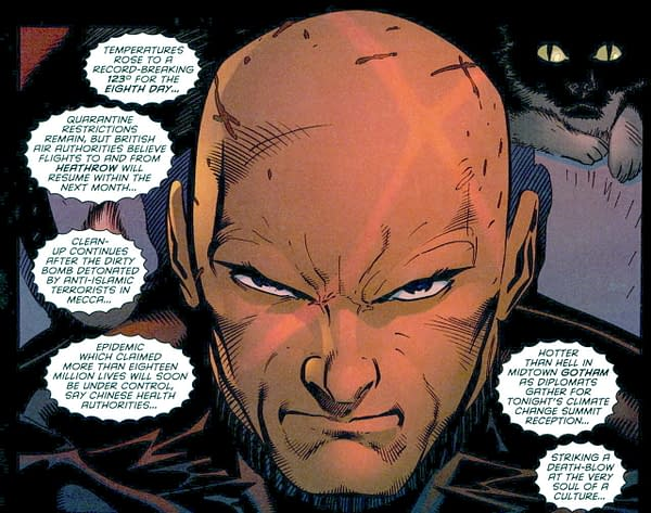 Grant Morrison Predicted Events Of 2020 and 2021 In 2007's Batman #666