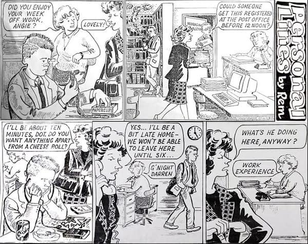 My Mum, A Cartoon Life Nov 1931-Aug 2020