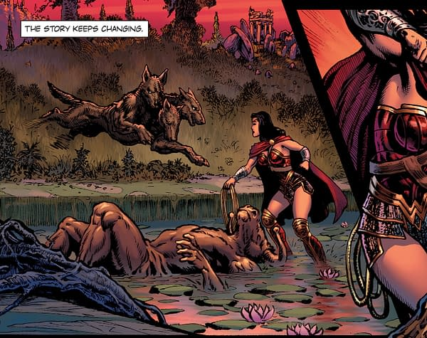 Wonder Woman - Rebirth (2016) 001-019