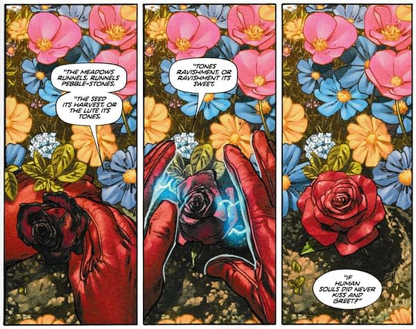 What on Earth Has Heroes In Crisis #7 Done to Poison Ivy? (Spoilers)