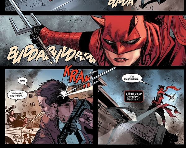 Daredevil #25 Is The Status Quo Going Forward - But What About Thor?