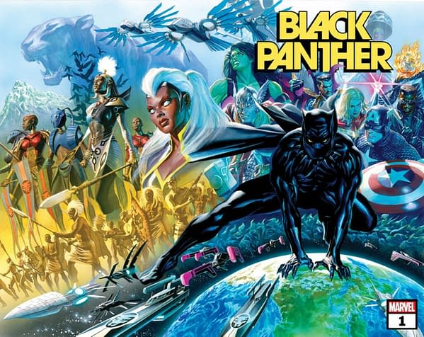 New York Times Confirms John Ridley and Juann Cabal on Black Panther