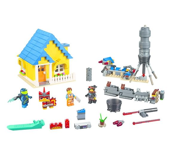 LEGO Movie 2 Emmets Dream House 2