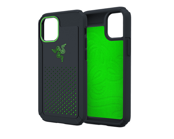 A look at the Arctech Pro 2020 for the iPhone 12, courtesy of Razer.