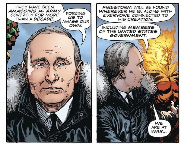 The Russians Leaked Doomsday Clock #8?