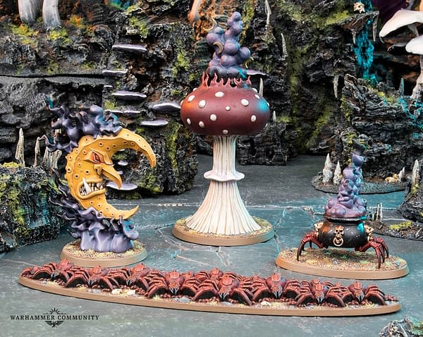 Games Workshop Shows off New Grots for Warhammer