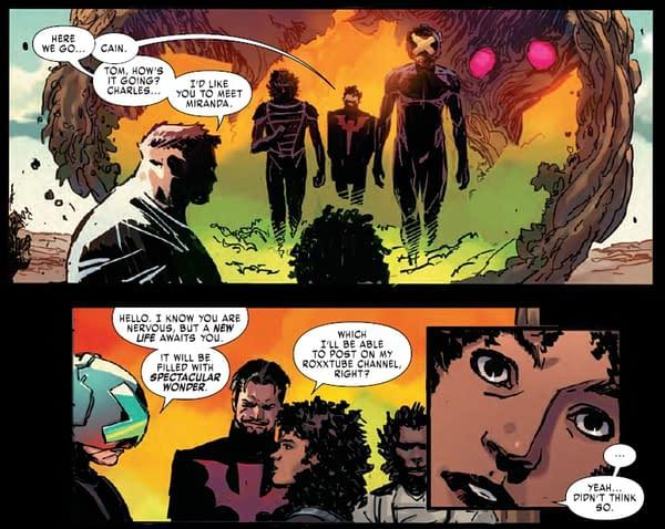 Is Professor X A War Criminal? (Hellions, Juggernaut, X-Factor)