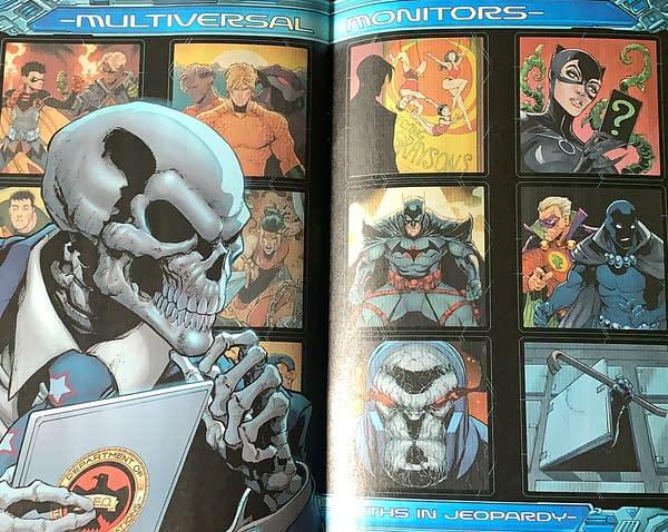DC Comics (Spoilers))