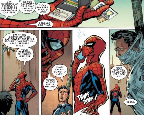Spidey Gets Proactive on Charity in Friendly Neighborhood Spider-Man #7 (Preview)