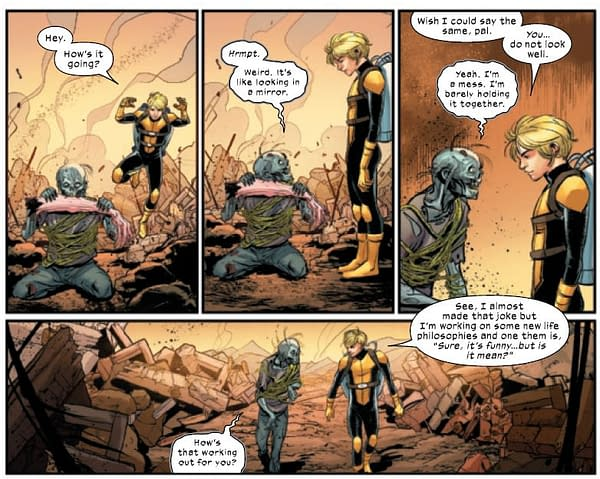X-Men On The Problems Of Bringing People Back From The Dead SPOILERS