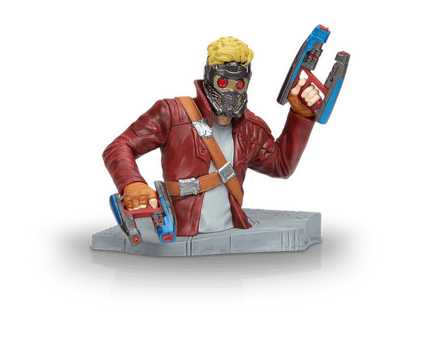 Star-Lord Invades The New Mixtape Loot Crate This May