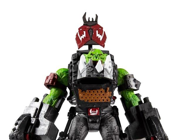 Warhammer 40,000 Ork Big Mechs Arrives From McFarlane Toys