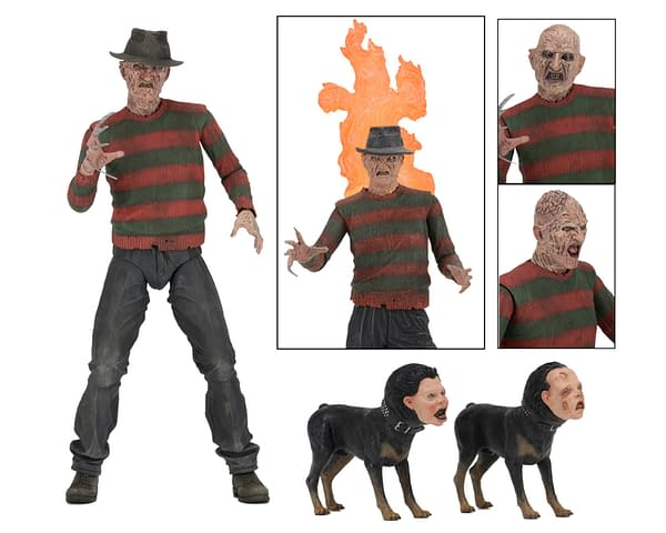 Freddy Krueger from Nightmare Part 2 Gets an Ultimate Figure, Thanks to NECA