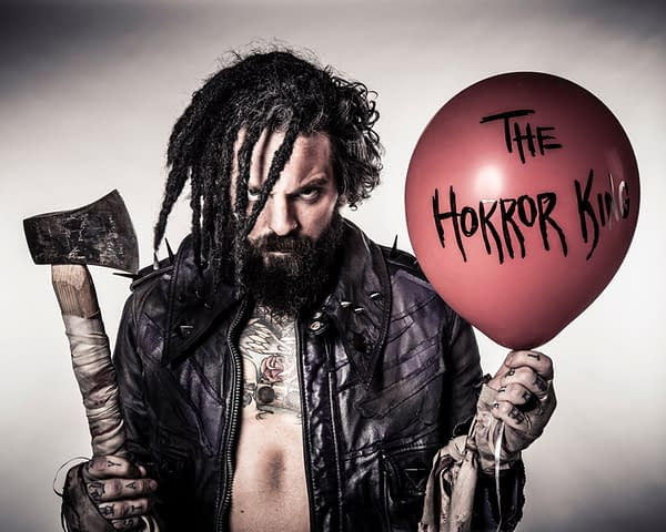 Ring of Honor's Horror King, Vinny Marseglia, Talks Starring in 'The Find', Facing Coast 2 Coast at War of the Worlds Tonight