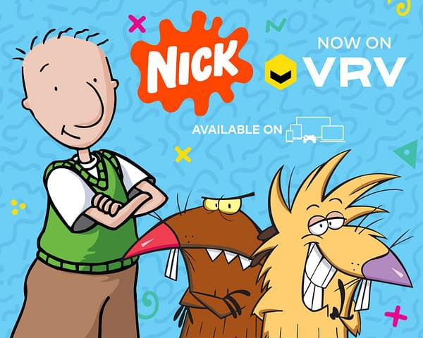 90s Nickelodeon Channel NickSplat Aims to Stream Your Childhood