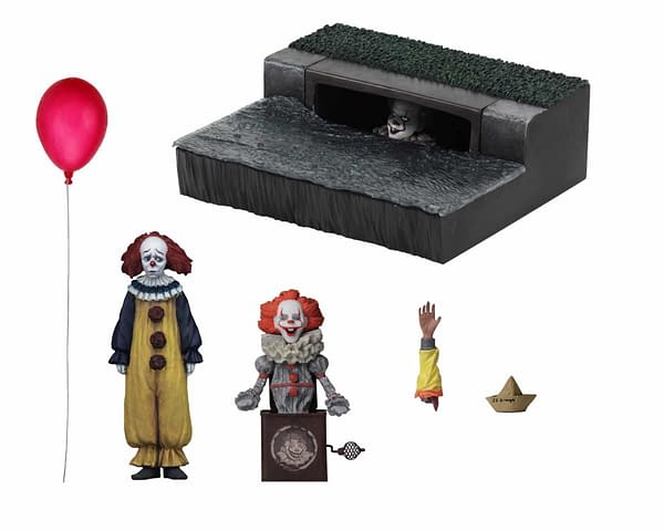 NECA Pennywise Accessory Pack 1