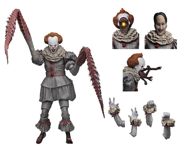 NECA Ultimate Pennywise Version 3 11