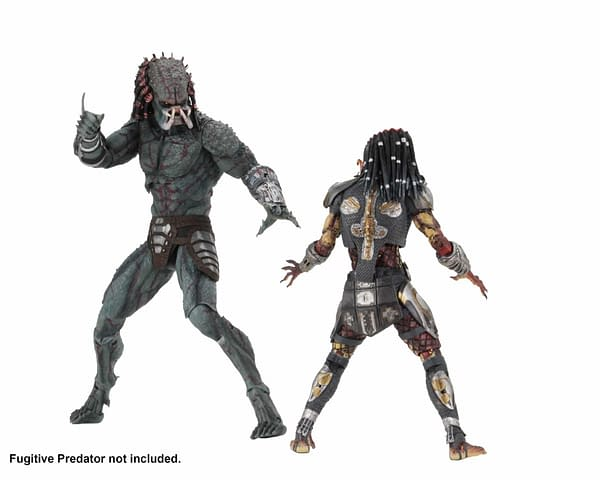 NECA Assassin Predator 4