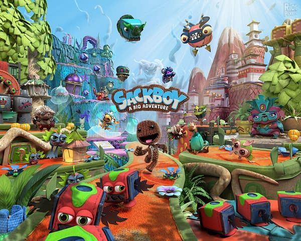 Its time for new adventures in a 3D world, courtesy of Sumo Digital.