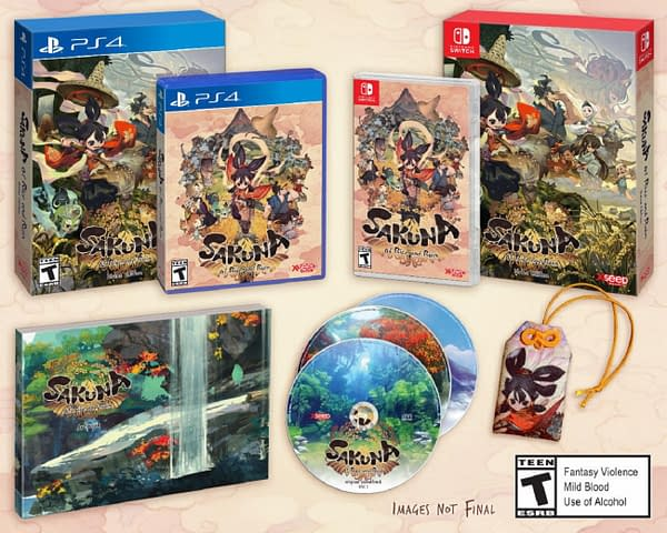 A better look at the Divine Edition, courtesy of XSEED Games.