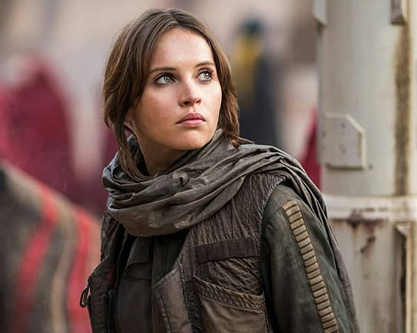 Rogue One: Felicity Jones Reflects Shooting Grim Star Wars Ending
