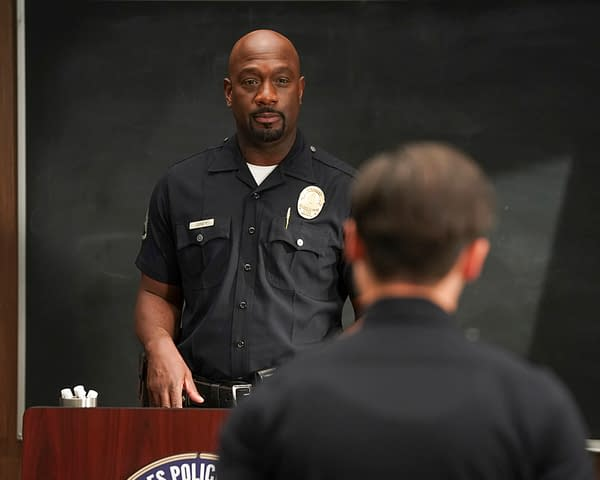 """The Rookie S03E11 Finds """"New Blood"""" Starting Their First Day: Preview"""