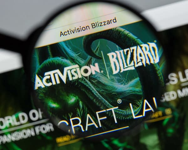 Activision-Blizzard Sued By California Over Poor Office Culture
