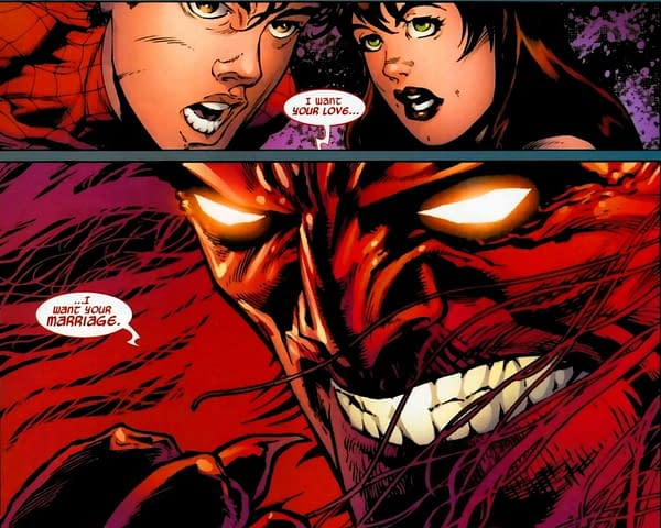 Mephisto's Plan For Spider-Man Finally Revealed This Week (Spoilers)