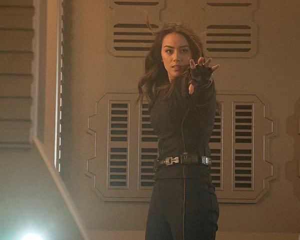 Agents of SHIELD Season 5: 2 Sneak Peeks at Tonight's Season Finale