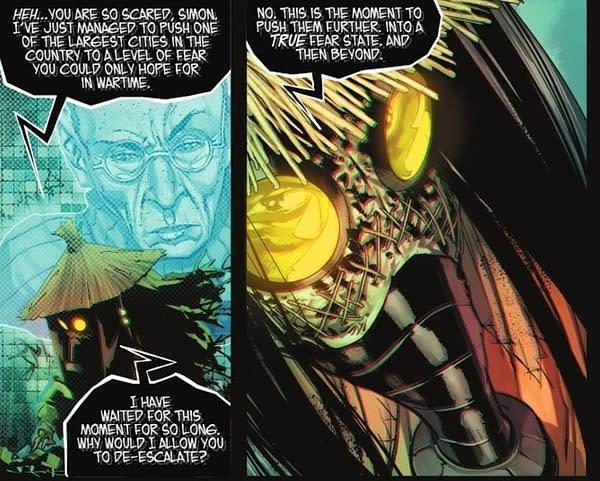 Batman #111 Sees Batman Fear State Rewrite The Future State