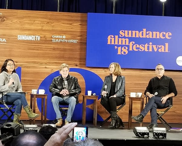 Sundance 2018: Robert Redford Talks #MeToo, Change, and More During Press Conference