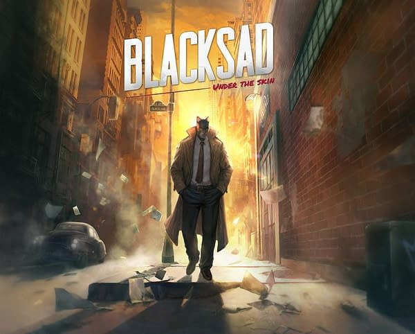 Blacksad: Under the Skin will Release in September
