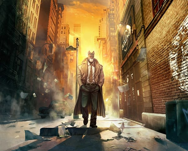 Blacksad Write-up