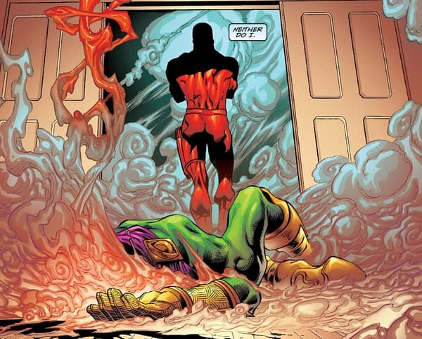 Mysterio, A Kindred Project For Two Decades? Daredevil #7