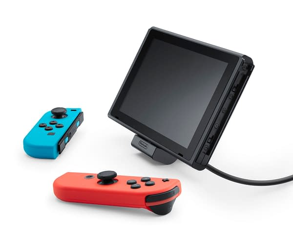 Japan's Dockless Nintendo Switch is Not Coming to the West