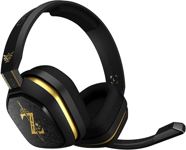 Review: Astro Gaming's The Legend Of Zelda: Breath Of The Wild A10 Headset